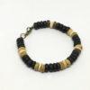 Men's wooden bracelet