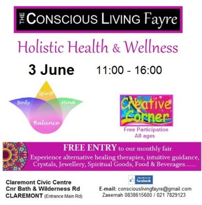 conscious living fayre